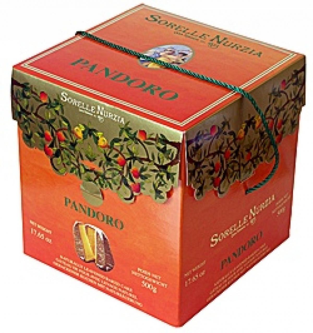 Boxed Pandori from Sorelle Nurzia