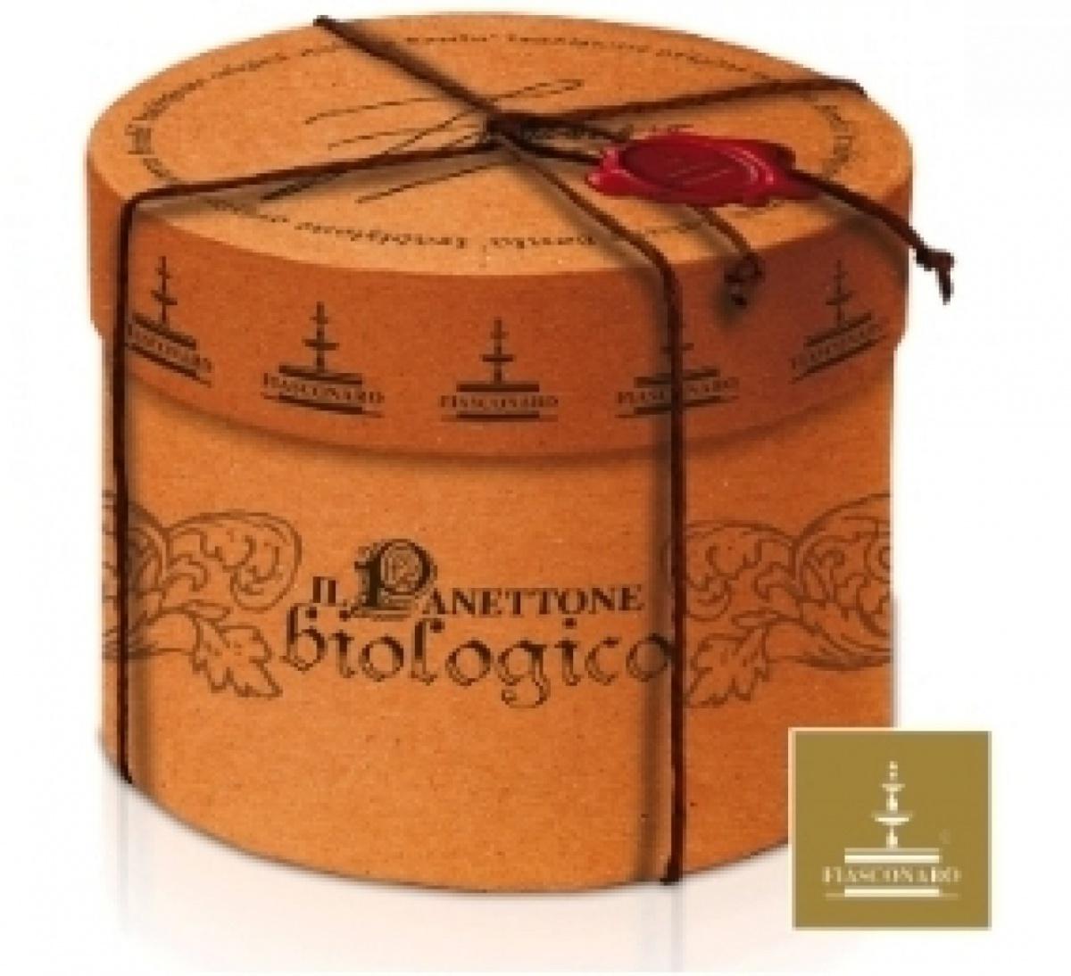 The 'Hatbox' Panettone