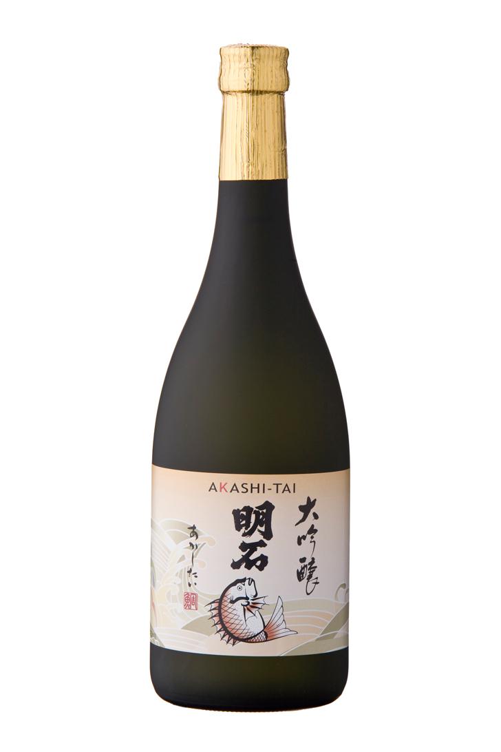 Daijingo Akashi-Tai Sake