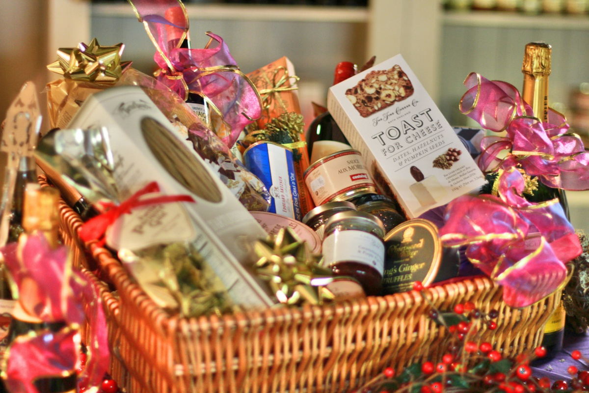 Luxury Christmas Hampers at Relish