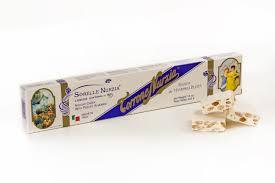 Italian Nougat: Torrone Nurzia