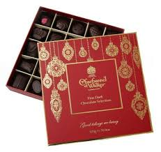Luxurious Chocolate Giftbox Selections from Charbonnel et Walker