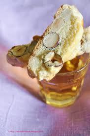 Cantuccini alla Mandorla con Vin Santo