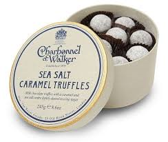 Sea Salt Caramel Truffles by Charbonnel et Walker