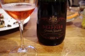 Drappier Champagne: Grande Sendrée Rosé 2006
