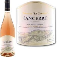 Summer wines at Relish: Sancerre Rosé, Domaine de la Gemière