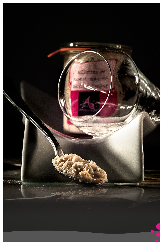 Rillettes gastronomiques: Turbot Sauvage au Champagne