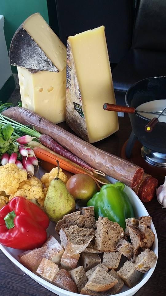 Fabulous Cheese Fondue