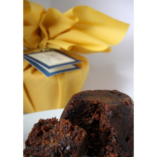 Gluten Free Christmas Puddings from The Carved Angel