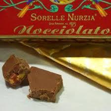 Nocciolato from Sorelle Nurzia