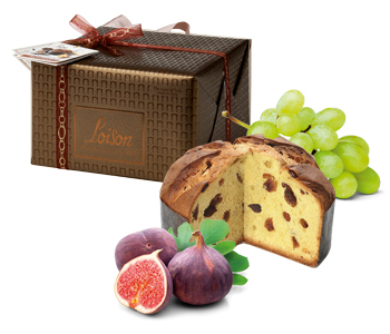 Panettone Fico de Calabria by Loison