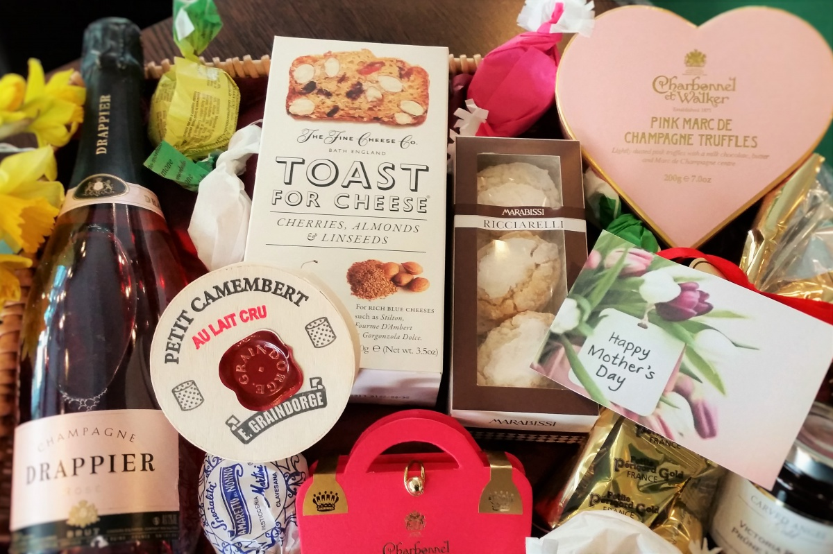 Mothers' Day Hampers