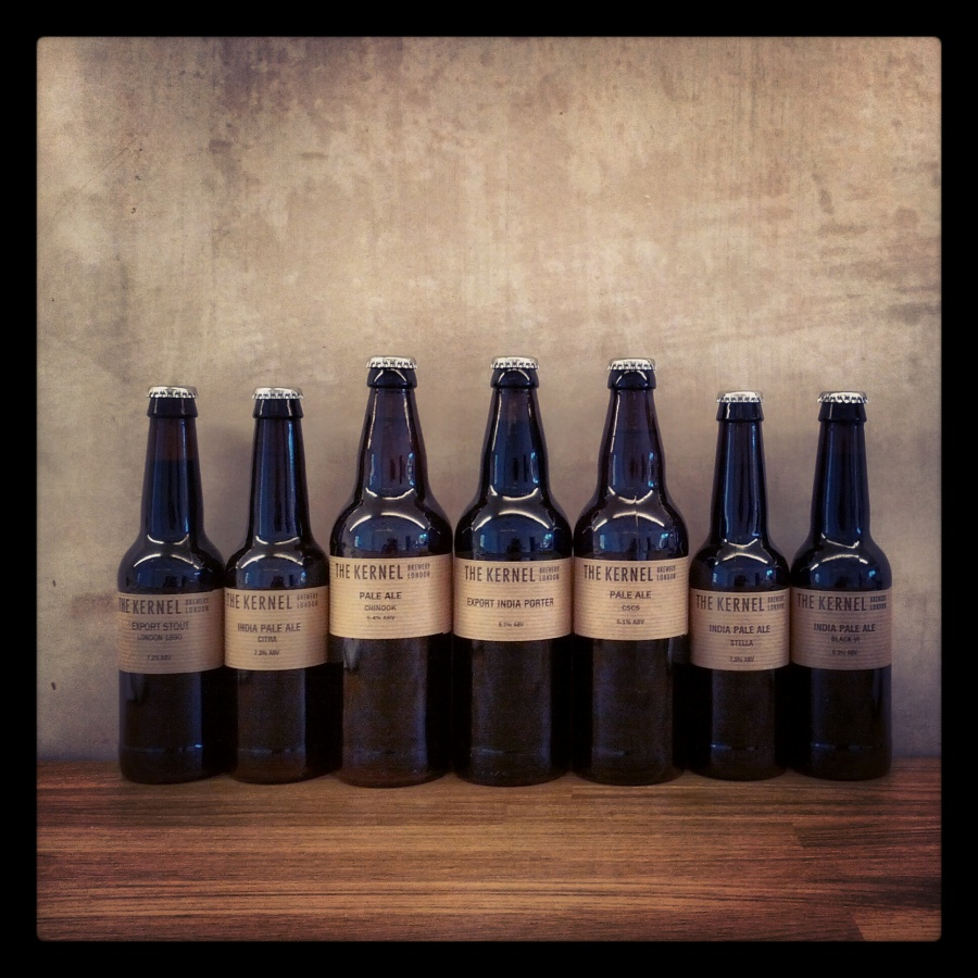 The latest supply of our outstanding Kernel Brewery Beer has arrived at the Deli