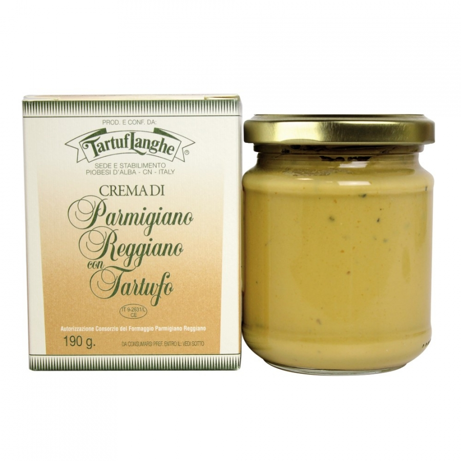 Parmigiano Reggiano Cream with Truffle