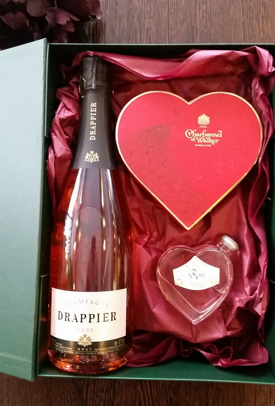 RELISH VALENTINE'S DAY HAMPERS