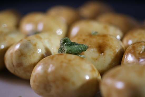 JERSEY NEW POTATOES AND MINT BY ROCOCO