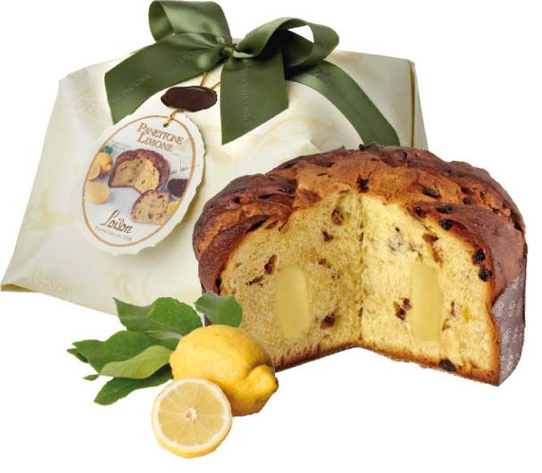 PANETTONE LIMONE FROM LOISON