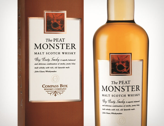 THE PEAT MONSTER BY COMPASS BOX