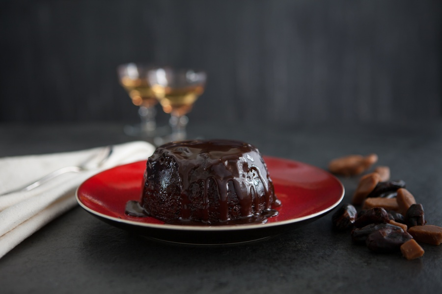 'THE PUDDING' LUXURY STICKY TOFFEE PUDDING BY THE CARVED ANGEL