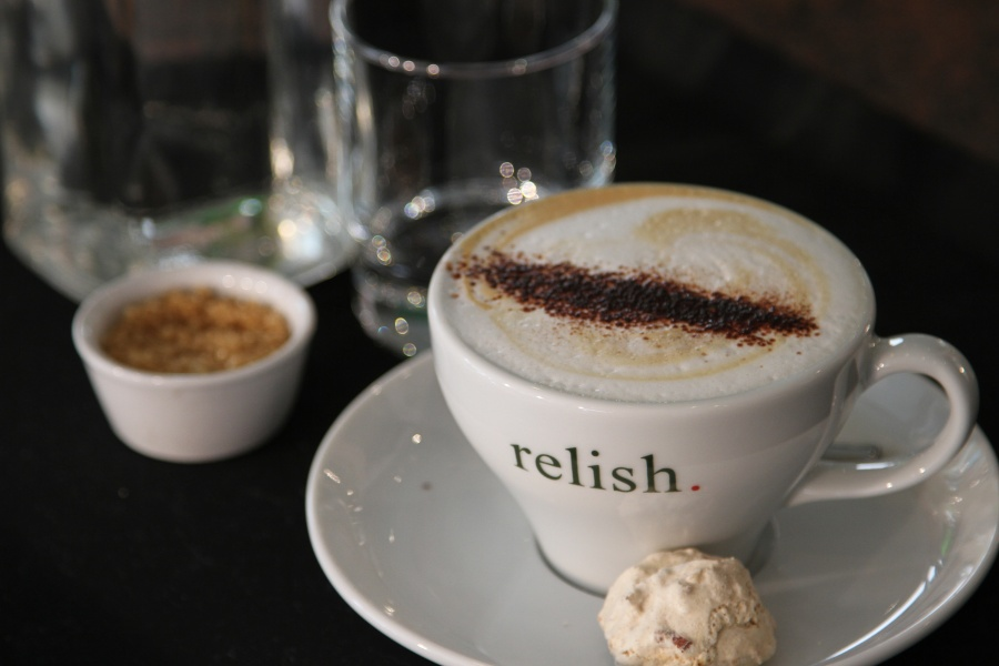 FABULOUS COFFEES, SUPERB TEAS AND PUKKA PASTRIES