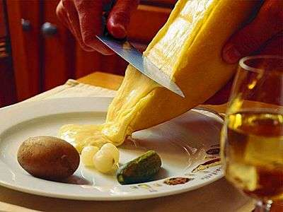 RACLETTE EVENINGS