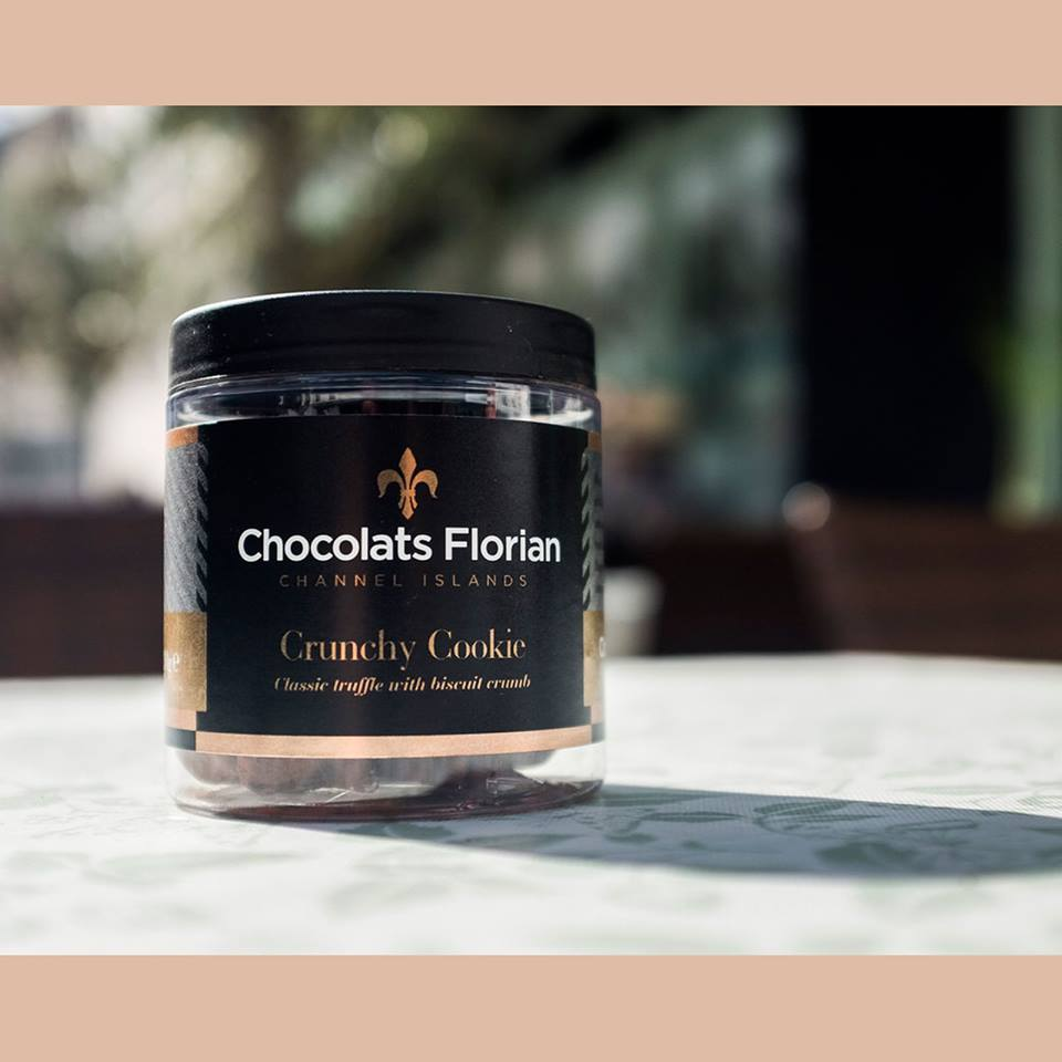 CHOCOLATS FLORIAN – CRUNCHY COOKIE