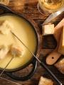 Cheese Fondue,French Gastronomy
