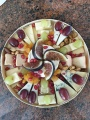 Platter Cheese Figs 2